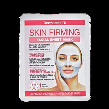 Dermactin - Ts Dermactin-TS Facial Sheet Mask Skin Firming