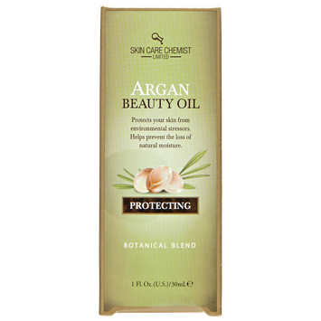 Skin Care Chemist Protecting Argan Beauty Oil