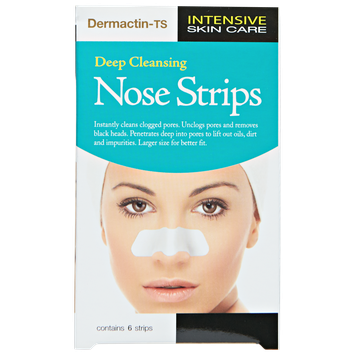 Dermactin - Ts Dermactin-TS Deep Cleansing Nose Strips