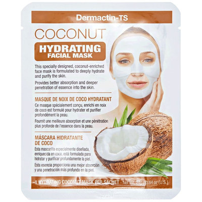 Dermactin-TS Coconut Hydrating Facial Mask