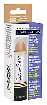 Claudia Stevens Cover That Gray Temporary Touch-Up Color Stick