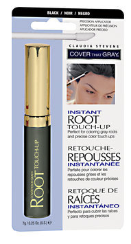 Claudia Stevens Root Touch Up Hair Color Black