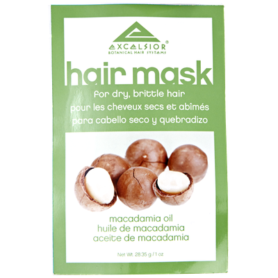 Excelsior Macadamia Hair Mask Packette