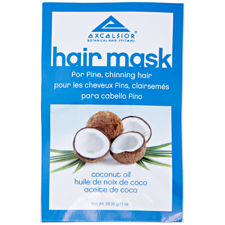 Excelsior Coconut Hair Mask Packette