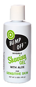 Bump Off Invisible Shaving Gel