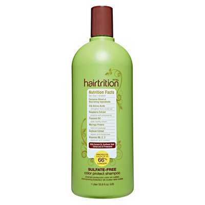 Zotos Hairtrition Color Protecting Shampoo Liter