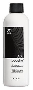 Zotos AGE Beautiful 20V Creme Devloper 4oz