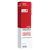AGEbeautiful Anti-aging Permanent Liqui-creme Haircolor 5RM Red Mahogany Brown