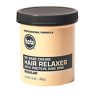 TCB No Base Creme Regular Hair Relaxer