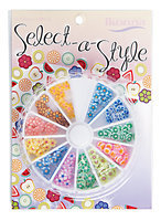 Ycc Products Select-A-Style Wheel Flowers