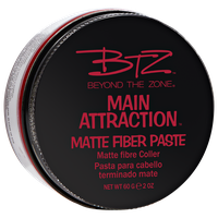 Beyond The Zone Main Attraction Matte Fiber Paste