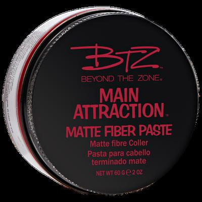Beyond The Zone Main Attraction Matte Fiber Paste