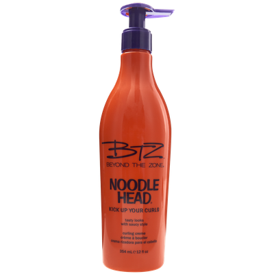 Beyond The Zone Noodle Head Kick Up Your Curls Curling Creme