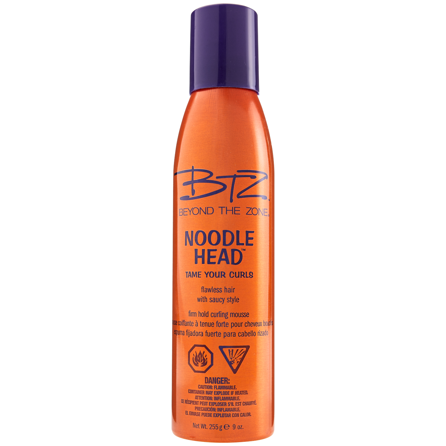 Beyond The Zone Noodle Head Curl Mousse