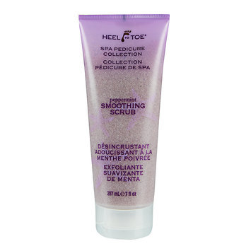 Heel To Toe Peppermint Smoothing Scrub
