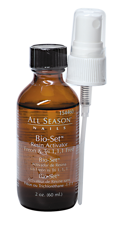 All Season Professional All Season Bio Set Resin Activator