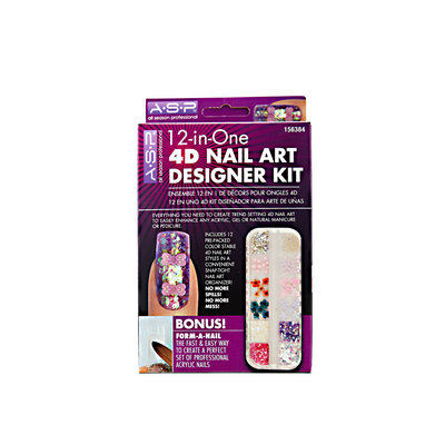 ASP Fast & Fabulous 4-D Kit