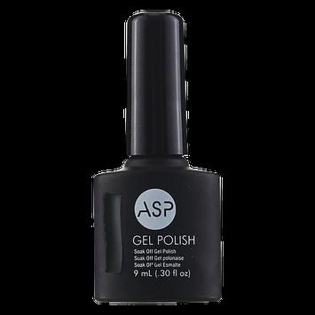 ASP Soak Off Gel Polish Black Beauty