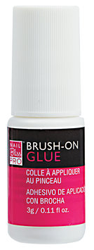 Nail Bliss Clear Brush-On Nail Glue