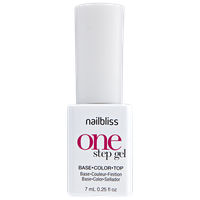 Nail Bliss One Step Gel White Lights