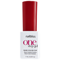 Nail Bliss One Step Gel Go-To-Red