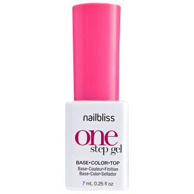 Nail Bliss One Step Gel Pink Out Loud