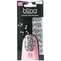 Nail Bliss Bling Jewel Toned
