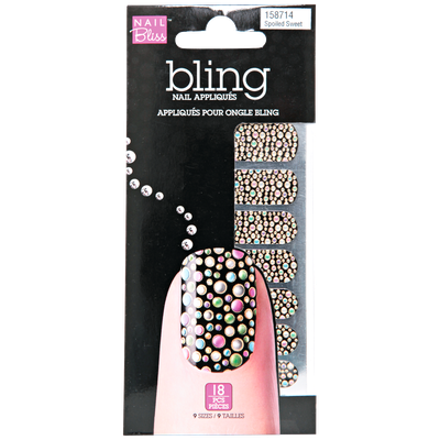 Nail Bliss Bling Spoiled Sweet