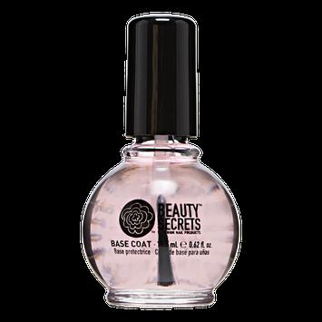 Beauty Secrets Moisturizing Base Coat .5 oz.