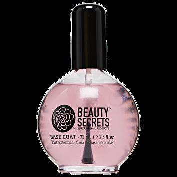 Beauty Secrets Moisturizing Base Coat 2.5 oz.
