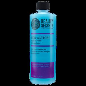 Beauty Secrets Non Acetone Professional Nail Polish Remover