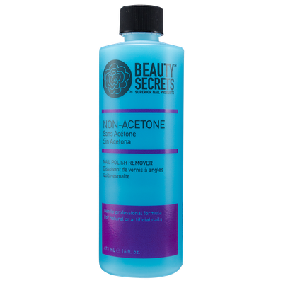Beauty Secrets Non Acetone Professional Nail Polish Remover