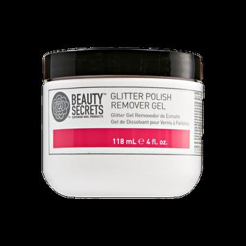 Beauty Secrets Glitter Polish Remover Gel