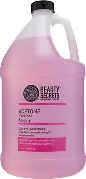 Beauty Secrets Nourishing Acetone Nail Polish Remover Gallon