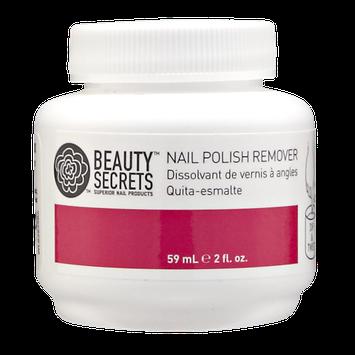Beauty Secrets Instant Nail Polish Remover