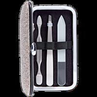 Beauty Secrets 5-Piece Multi Glitter Manicure Kit