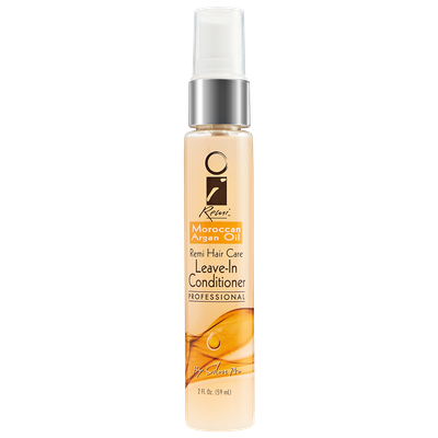 Iremi Salon Pro Argan Oil Remi Hair Care Leave-In Conditioner