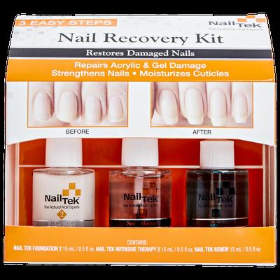 Nail Tek Nail Recovery Kit