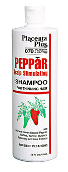 Peppar Scalp Stimulating Shampoo For Fine and Thinning Hair