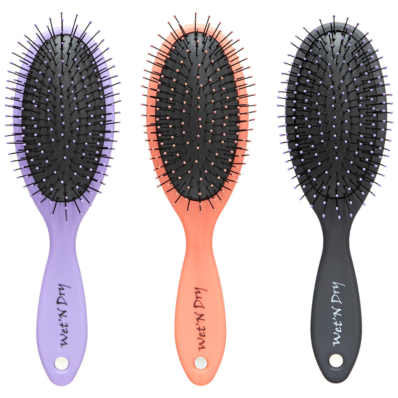 Brush Strokes Wet 'N Dry Detangler Brush