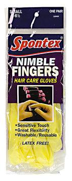 Spontex Nimble Fingers Hair Care Gloves Small