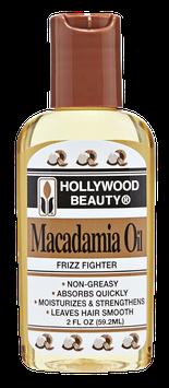 Hollywood Beauty Macadamia Oil