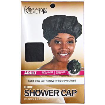 Konclusive Beauty Deluxe Shower Cap
