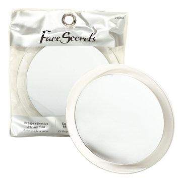 Face Secrets Small Acrylic Suction Mirror