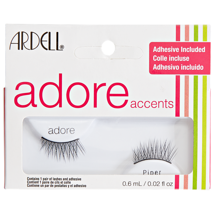 818633c38c7 Ardell Adore Accent Lashes with Adhesive Piper Reviews 2019