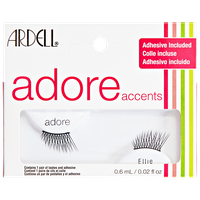 Ardell Adore Accent Lashes with Adhesive Ellie