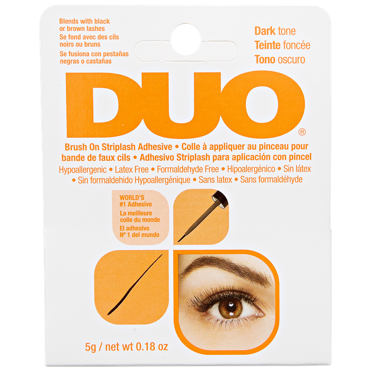 50e569dbef4 Ardell Duo Dark Brush on Adhesive Reviews 2019