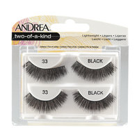 Andrea Twin Pack Lashes Black Two of a Kind