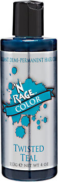 N Rage Demi Twisted Teal
