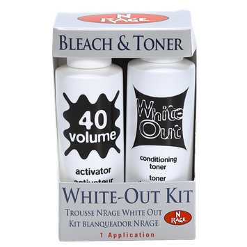 N Rage Bleach and Toner Kit